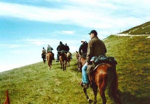 vacanze alternative a cavallo