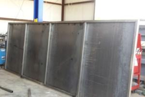 Rite-A-Way Garage Door Repair - Steel Gate Panel