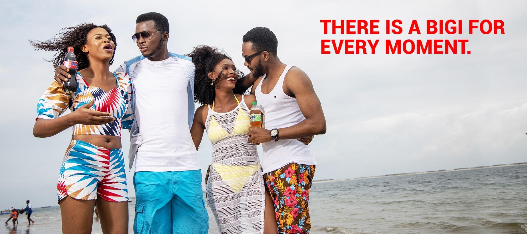 Bigi Drinks Happy People