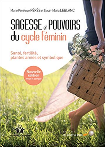 Livre Sagesse et pouvoirs du Cycle Feminin