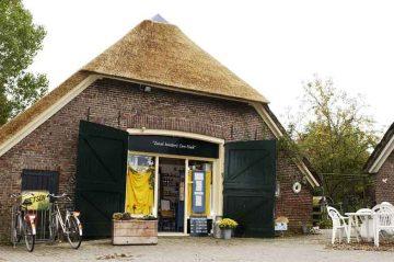 Boerderij Den Hoek bij Familie Reinders in Wilp - aanbevolen locatie voor percussie workshop van Ritme op Maat