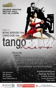 Tango Nuevo Poster