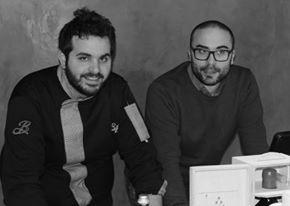 Da sx: Luciano Bifulco e Alfonso Annunziata