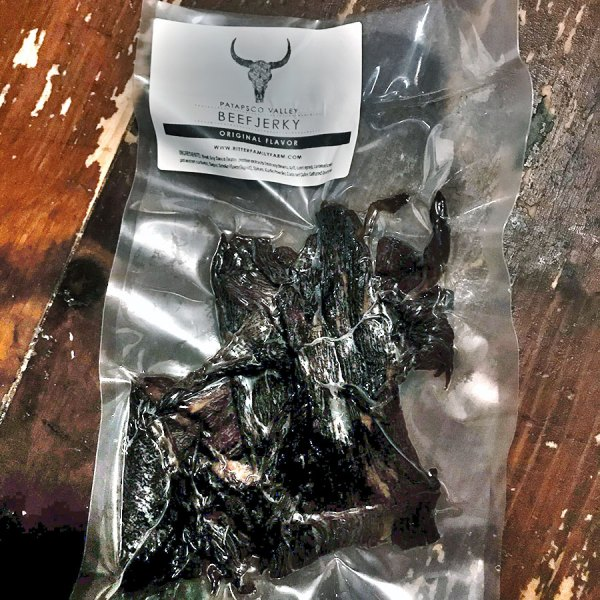Patapsco Valley Beef Jerky®