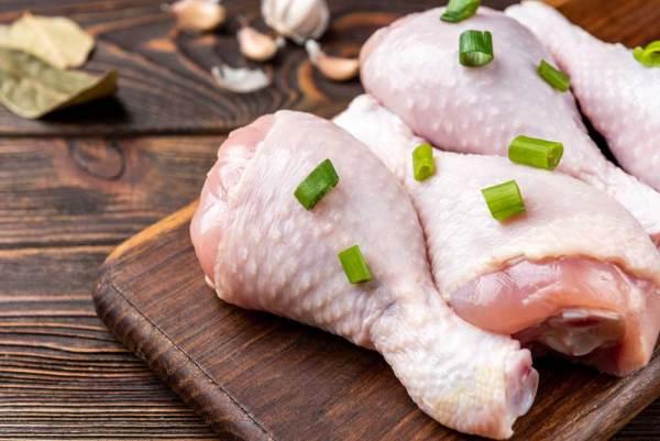 Non-GMO Pastured Chicken Legs
