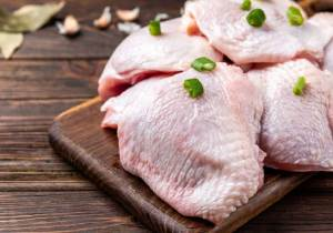 Non-GMO Pastured Chicken Thighs