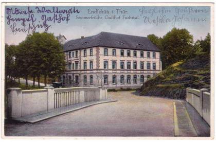Gasthof Fuchstal ca1931