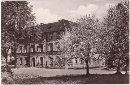 Endschütz Gasthof Fuchstal ca1950
