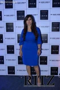 FormatFactoryBabita Malkani at Day 3 of India Resortwear Fashion Week
