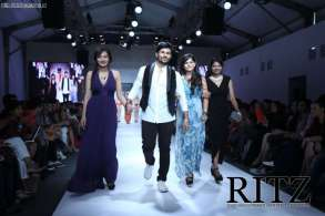 FormatFactorySINS creative team Dhreega, Shikhar Vaidya, Smriti Dubey and Ankita