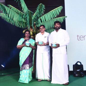 Vijay Sethupathi Launches Tender Springz Coconut Water (3)