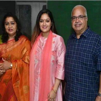 Chiranjeevi Sarja And Meghana Raj's Son's Cradle Ceremony (4)