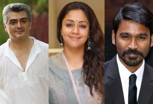 Dhanush, Ajith Kumar And Jyotika Win Big At Dadsaheb Phalke Awards 2020