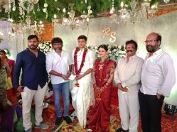 In Pics Kayal Anandhi And Socrates Tied The Knot In Warangal (1)