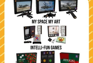 For the Arty Smarty People