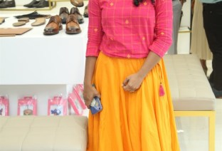 Black Edition Of Handcrafted Leather Shoes & Accessories La Marca Launched In Chennai (7)