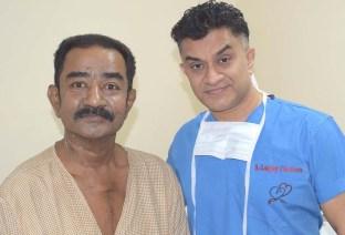 Dr. Sanjay M. Cherian and Don Fernandez