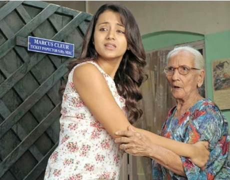 Trisha Was Vetrimaaran's First Choice For Female Lead In Dhanush's Aadukalam (4)
