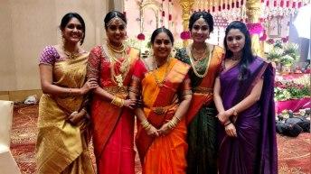 Saranya Ponvannan's Daughter Priyadarshini Gets Hitched (4)