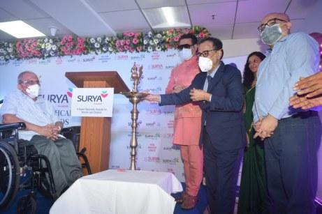 Surya Hospital's Daycare Chemotherapy Centre (5)