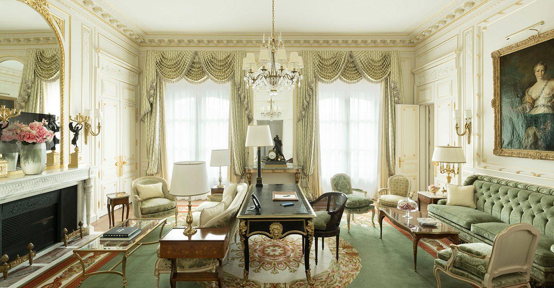 Rooms And Luxury Suites Hotel Ritz Paris 5 Stars