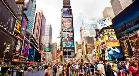 New York City Times Square - Image Copyright Riu.Com