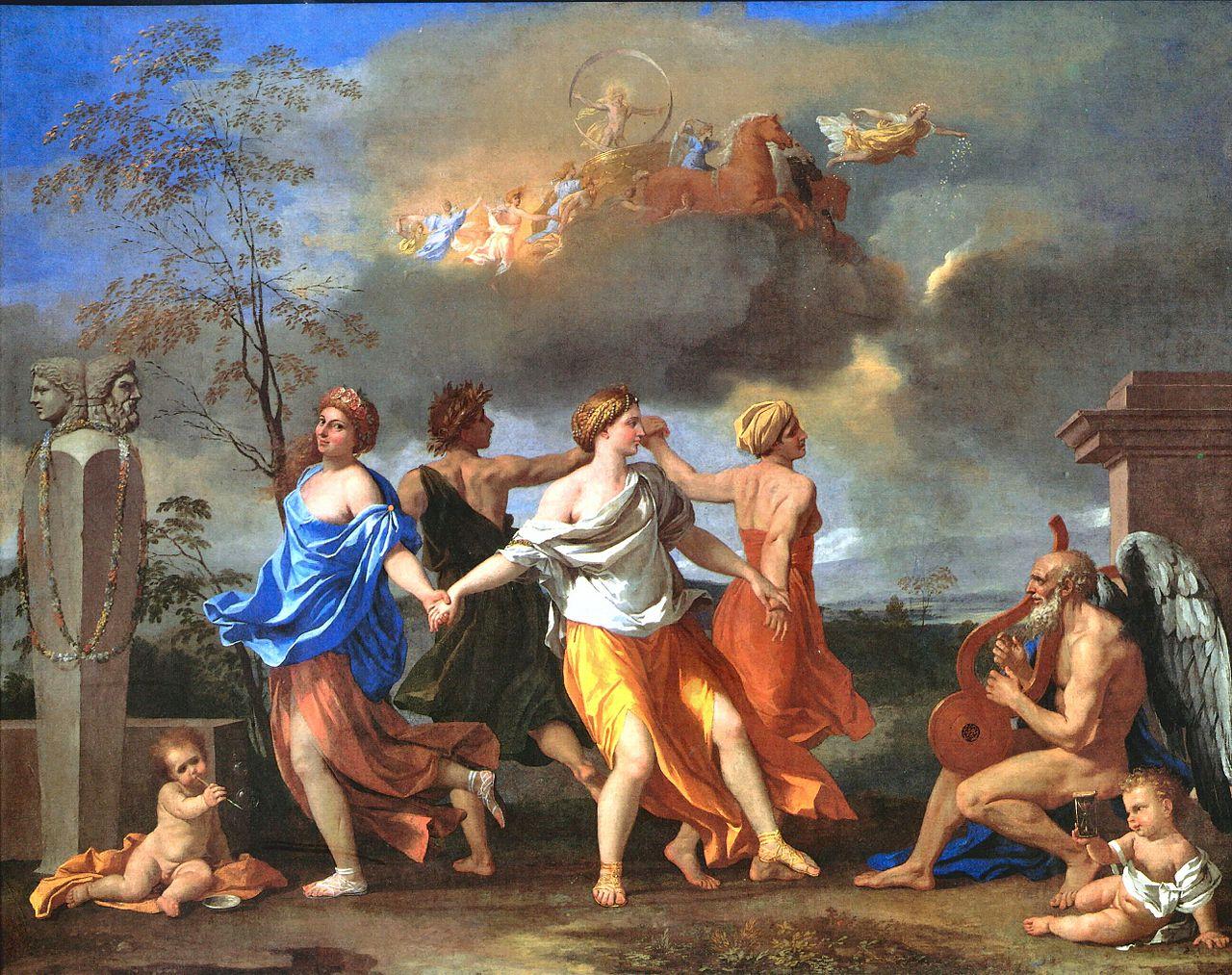 presentation de la peinture classique
