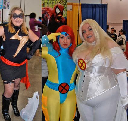 cosplay!