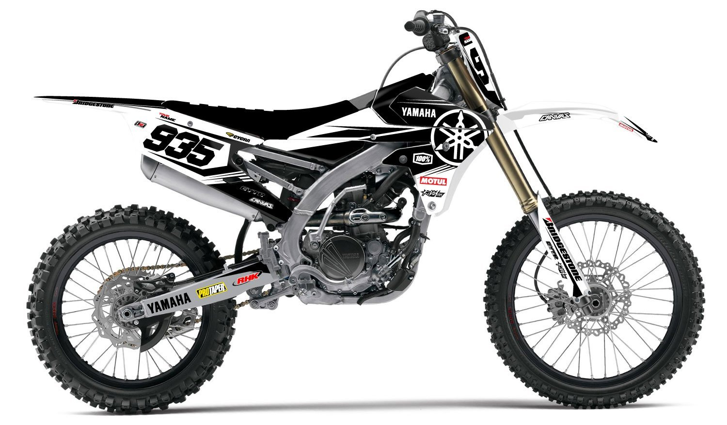 Yamaha Activate Kit Rival Ink Design Co