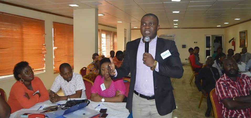 RIVCHO Attends TAGG Workshop At Owerri.