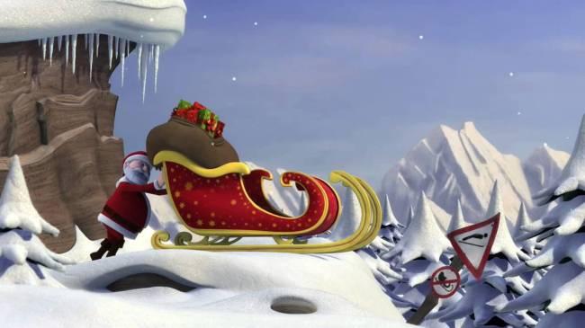 Tanti Auguri Da Babbo Natale Imbranatello