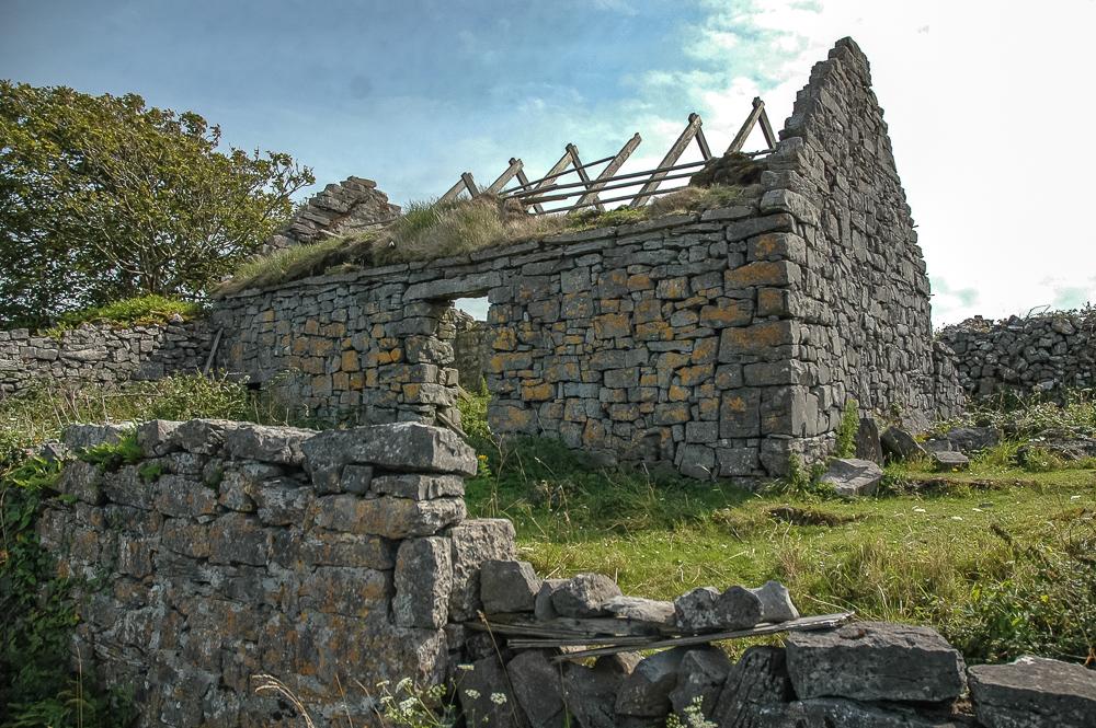 Stone Vacancy, Ireland