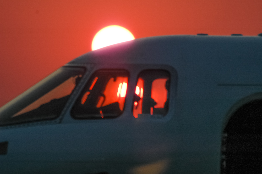 Sunrise Jet