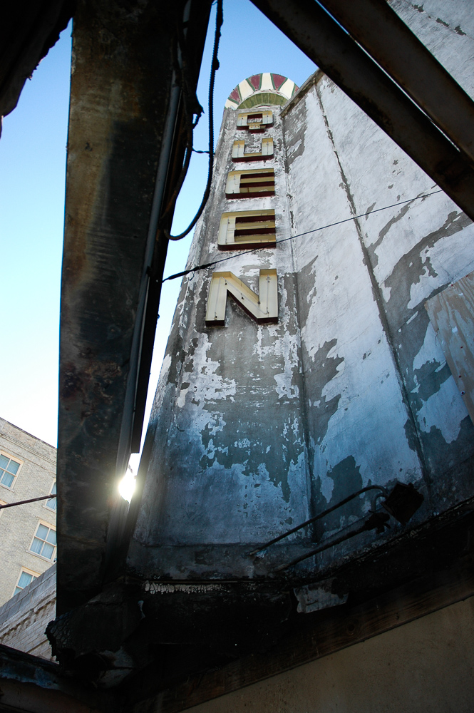 Queen Theater Forgotten Sunlight