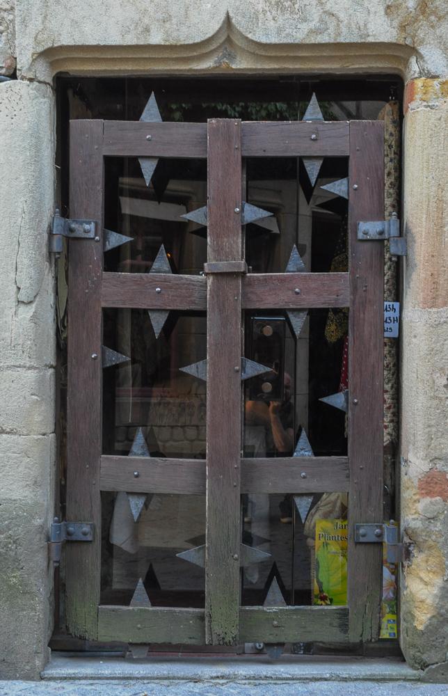 Dungeon Door Carcassonne France