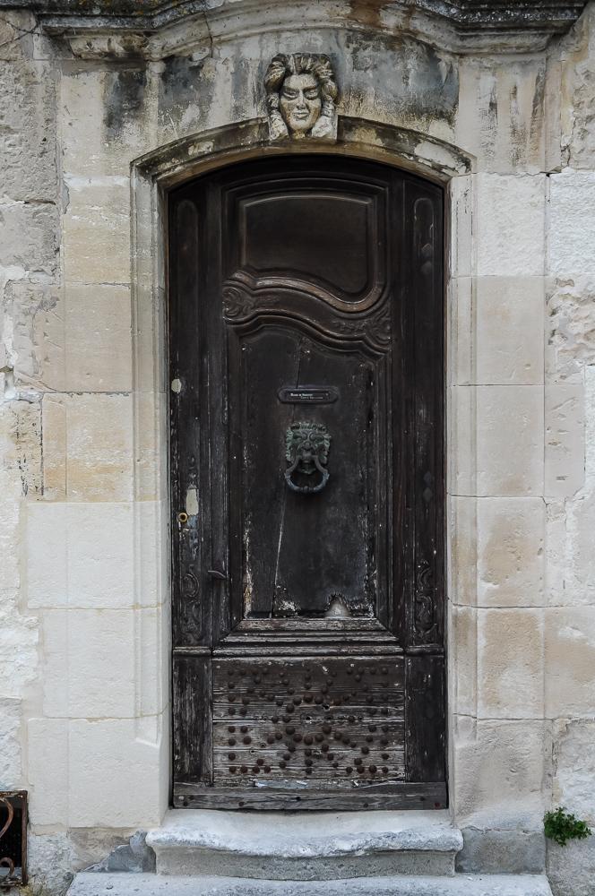 Dark Door Stone Headpiece