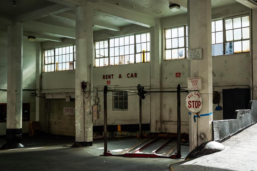 Seattle, Vintage Mechanic Garage City