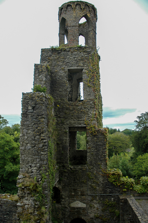 Ireland Castle Forgotten
