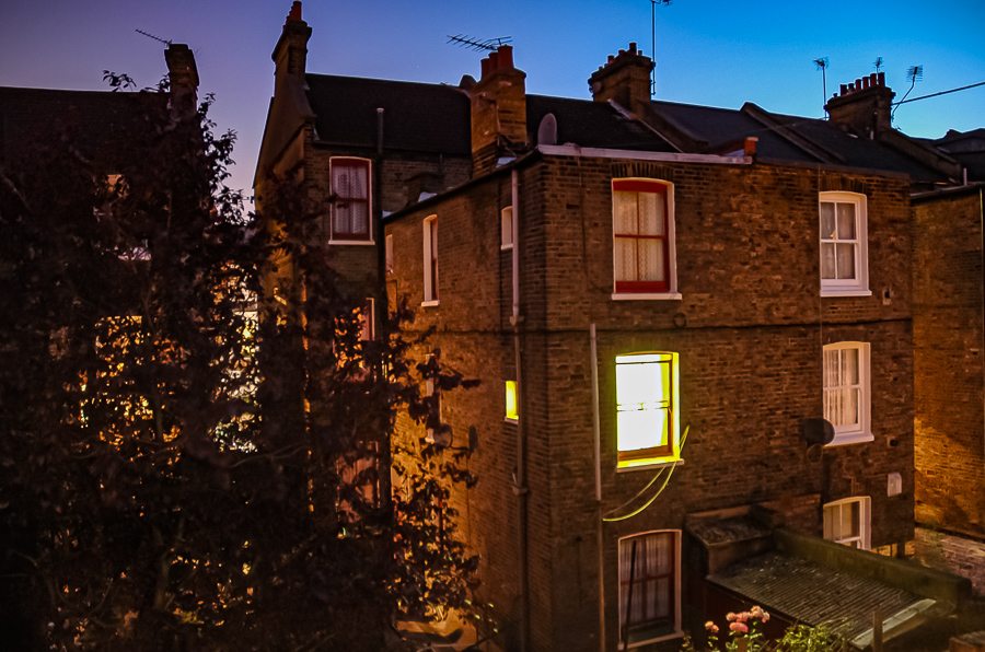 Roadside Relics - London Leave The Lights On Antennas