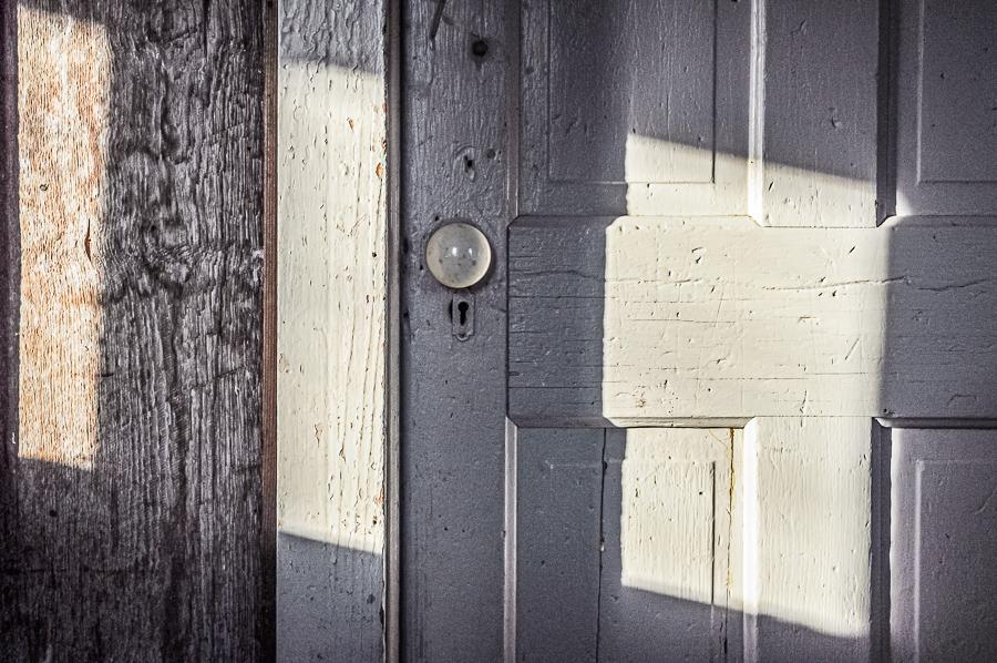 Roadside Relics - Doorknob, Shadows, & Memories