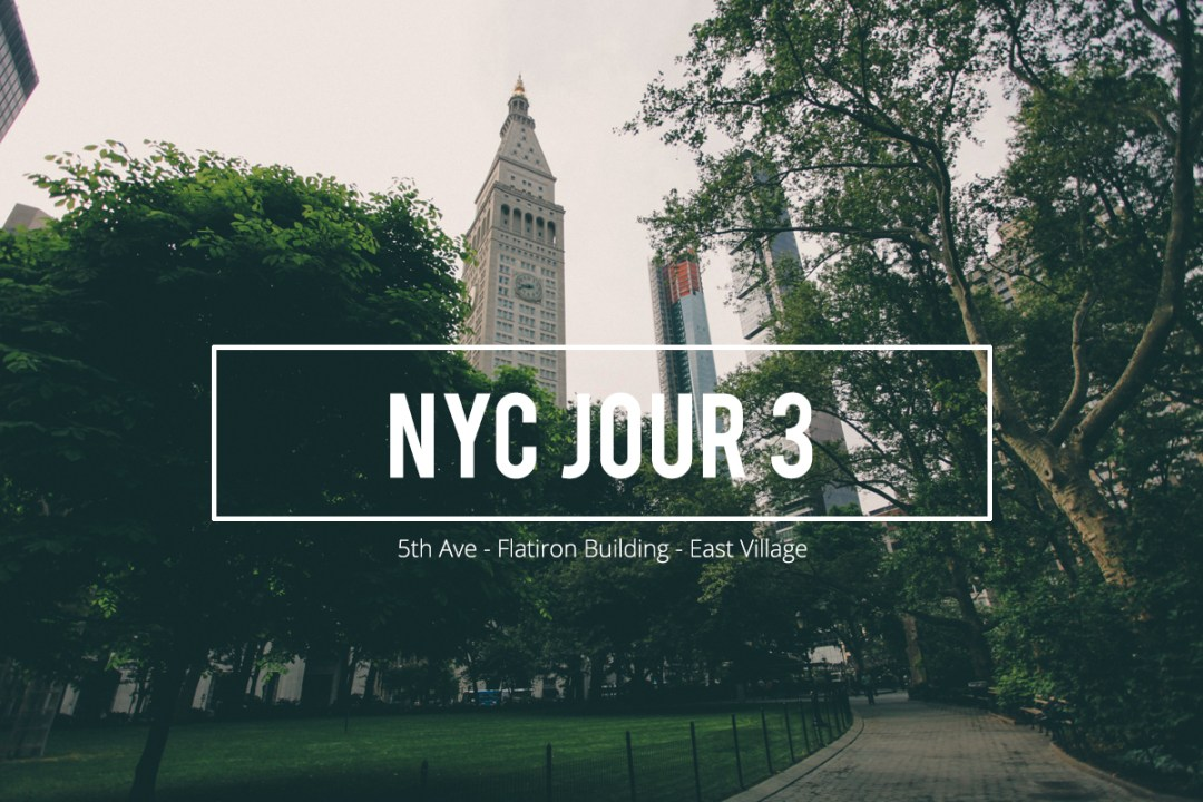 New York City Jour 3