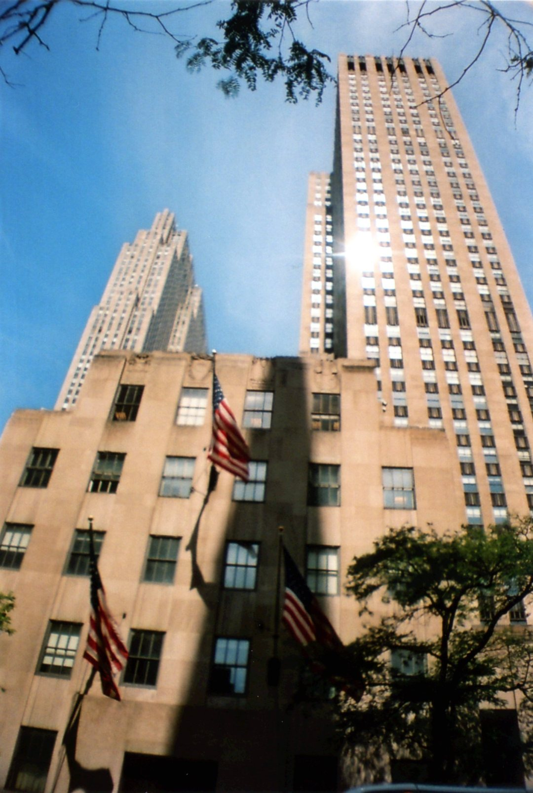 New York buildings sardina
