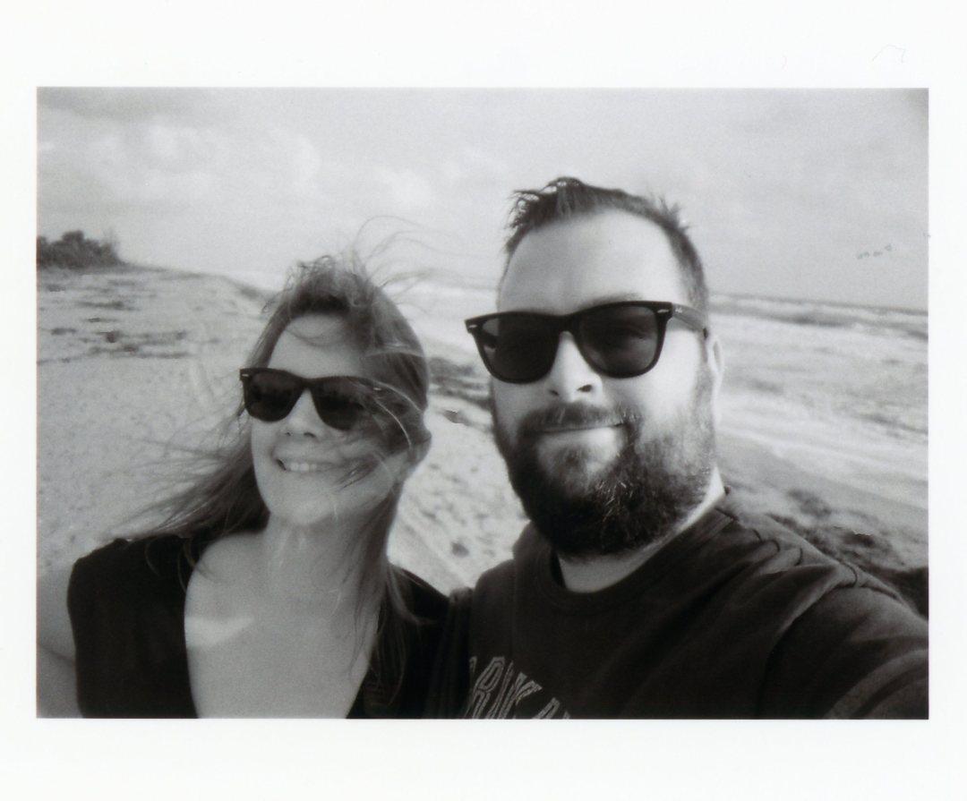 Floride selfie