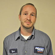 Ryan Install Manager and Service Technician