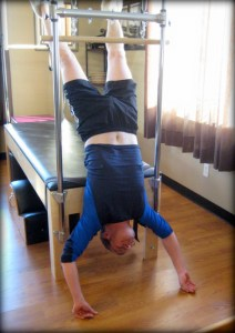 Pilates Inspiration of the Month -  Dan Lusche