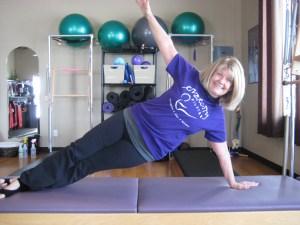 Pilates Inspiration of the Month- Barbara Olson