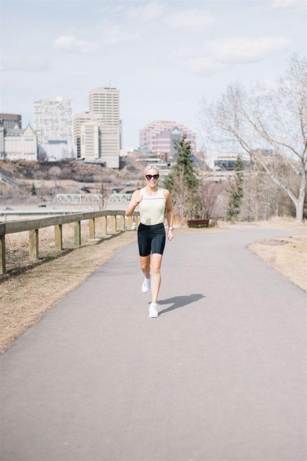 River Valley Running as Stress Releif