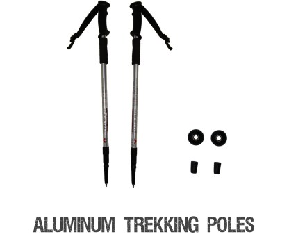Aluminum Trekking Pole Description