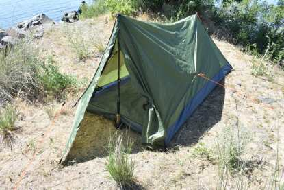 Trekker Tent 1V - One man backpacking tent