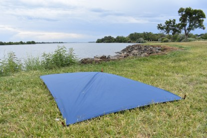 tent ground cover